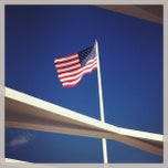 Photo taken at USS Arizona Memorial by Brandon G. on 12/27/2012