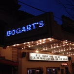 Photo taken at Bogart's by Dee A. on 10/25/2012