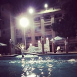 Photo taken at 33 Pham Ngu Lao Swimming Pool by Sam L. on 8/28/2013