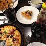 Photo taken at Pizza Hut by Boy H. on 1/1/2015