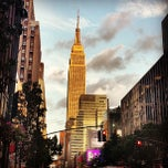 Photo taken at 34th & 8th by Olessya K. on 8/28/2013