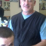 Photo taken at Franco's MVP barber shop by Chris T. on 2/26/2014