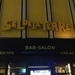 Photo taken at Sel de la Terre by Colin T. on 1/6/2013