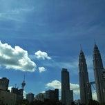 Photo taken at Kuala Lumpur City Centre (KLCC) Park by fareist on 1/6/2013
