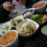 Photo taken at Tacos Atoyac by Neema E. on 1/27/2013
