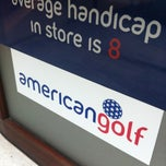 Photo taken at American Golf by Darryl H. on 10/23/2012