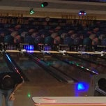 Photo taken at Facenda Whitaker Lanes by ayeen c. on 10/14/2012