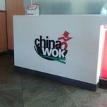Photo taken at China Wok by Antonio S. on 12/13/2012