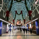 Photo taken at Chicago O'Hare International Airport (ORD) by Ricardo H. on 11/23/2013