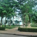 Photo taken at โรงเรียนราษฎร์บำรุงศิลป์ by Pornthep P. on 7/30/2013