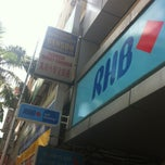 Photo taken at RHB Bank @bukit bintang by Anwar 9. on 3/6/2013