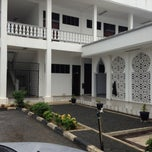 Photo taken at Masjid Kerteh 3 by Mohd F. on 7/25/2013