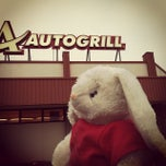 Photo taken at Autogrill - Crocetta Sud by Dave Z. on 12/22/2013