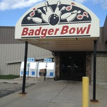 Photo taken at Badger Bowl by Yoshihiro N. on 8/2/2013