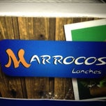 Photo taken at Marrocos Lanches by Isabel H. on 10/18/2012