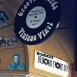 Photo taken at Groovy Records by Mike M. on 11/23/2012