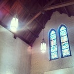 Photo taken at First presbyterian church greensburg by Liam O. on 11/16/2013