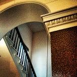 Photo taken at Athenaeum of Philadelphia by Liam O. on 6/8/2013