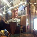 Photo taken at Café Balkon by Александр Ш. on 1/19/2013