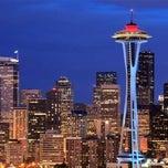 Photo taken at City of Seattle by ǝʌǝʇS W. on 12/22/2011