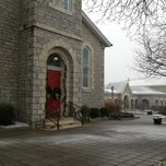 Photo taken at St. Joseph Catholic Church by Lauren S. on 12/29/2012