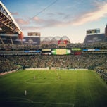 Photo taken at CenturyLink Field by Bryden M. on 3/17/2013