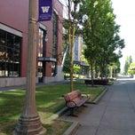 Photo taken at University of Washington Tacoma by David ✈. on 5/15/2013