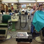 Photo taken at Joe's Barbershop Chicago by Micah P. on 4/4/2013