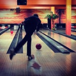 Photo taken at BOWLERO by Emma W. on 1/18/2014