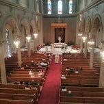 Photo taken at Assumption of the Blessed Virgin Mary by Scott B. on 7/24/2014
