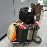Photo taken at Taxi Stand @HKIA by Masaki K. on 10/8/2012