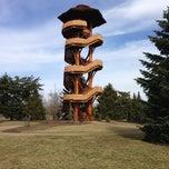 Photo taken at Cox Arboretum MetroPark by Amanda G. on 2/18/2013