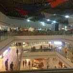 Photo taken at Inorbit Mall by Vinod J. on 6/4/2013