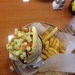 Photo taken at Jerusalem Grill by Michael E. on 5/13/2013