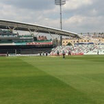 Photo taken at The Kia Oval by Adriana V. on 5/6/2013