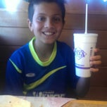 Photo taken at Taco Villa by Armando C. on 5/10/2014