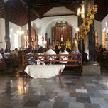 Photo taken at Catedral de Trujillo by Joel Q. on 1/5/2014