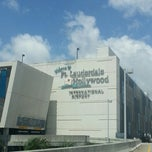 Photo taken at Fort Lauderdale-Hollywood International Airport (FLL) by EM H. on 6/18/2013