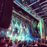 Photo taken at Merriweather Post Pavilion by Michael T. on 6/17/2013