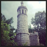 Photo taken at Big Round Top by InkedPixie on 7/13/2013