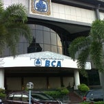 Photo taken at Bank BCA by Restu N. on 3/21/2013