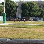 Photo taken at Colégio Militar de Manaus (CMM) by Victor Hugo L. on 10/12/2012