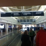 Photo taken at Concourse B by C W. on 9/19/2012