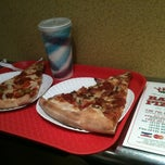 Photo taken at Famous Original Ray's Pizza by Tina C. on 11/3/2012
