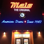 Photo taken at Mel's Diner by Kurtis Lee H. on 11/3/2012