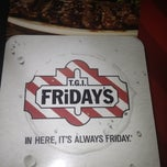 Photo taken at TGI Fridays by Cody F. on 12/1/2012