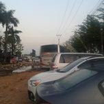 Photo taken at PO.SINAR JAYA POOL 2 cibitung by Ade S. on 8/3/2014