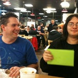 Photo taken at Five Guys by renee h. on 2/9/2012