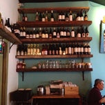 Photo taken at Cafe Condesa by Juan Manuel N. on 6/18/2013
