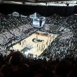 Photo taken at Breslin Center by Paul S. on 1/13/2013